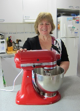 KitchenAid 5qt Artisan Stand Mixer Review